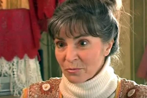 В 90-х экс-актриса вступила в секту