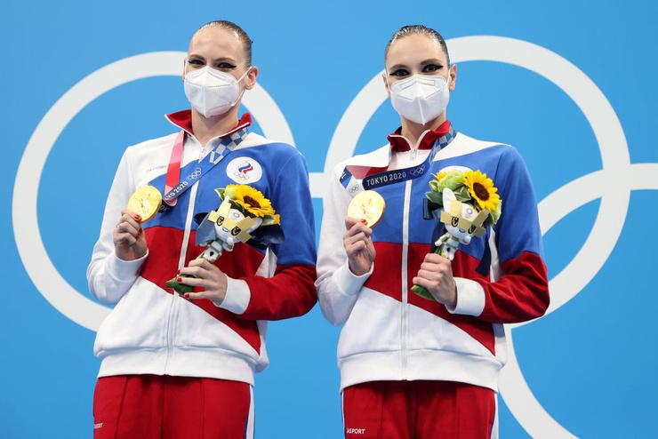 Ромашина и Колисниченко