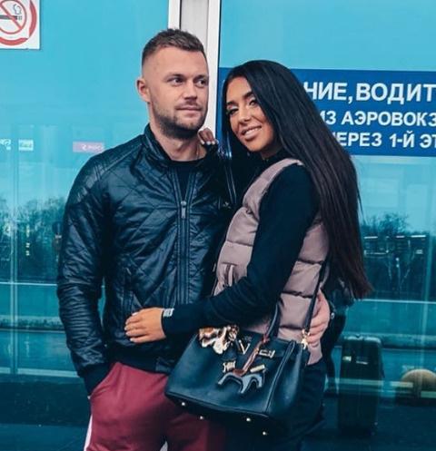 Татьяна Мусульбес и Виктор Литвинов