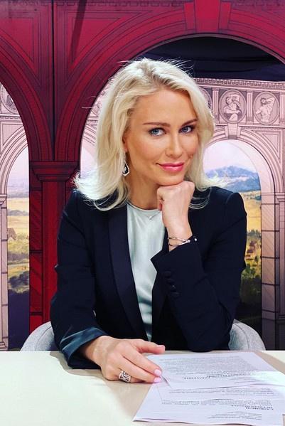 Екатерина Гордон готова помочь Оксане