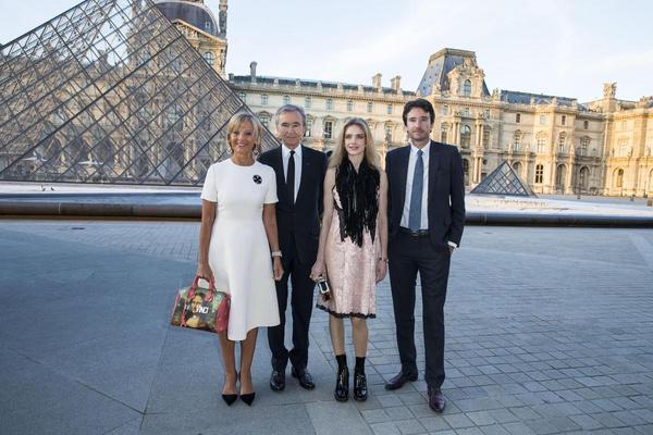 Наталья с будущим мужем и его родителями