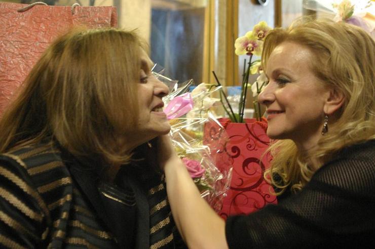 Маргарита и Анна Тереховы