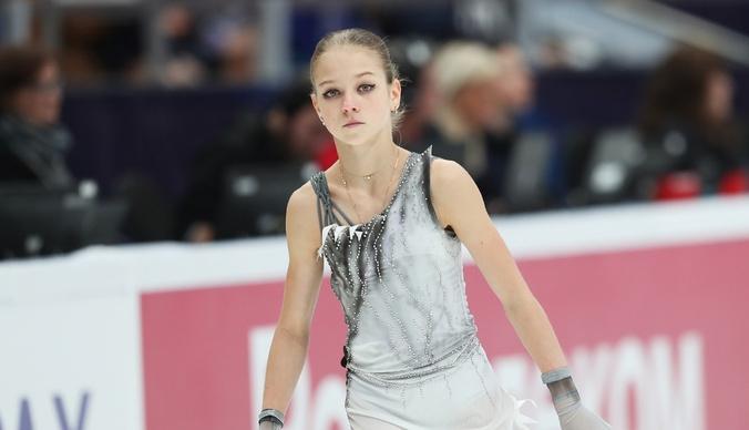 Александра Трусова обратилась к Этери Тутберидзе