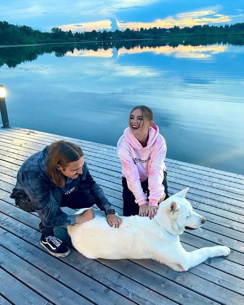 Илья признавался в интервью, что ему никогда не бывает скучно с Софьей