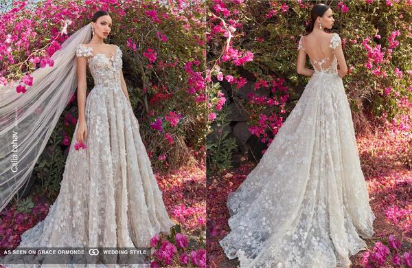 Стоимость платьев начинается от 400 тысяч рублей