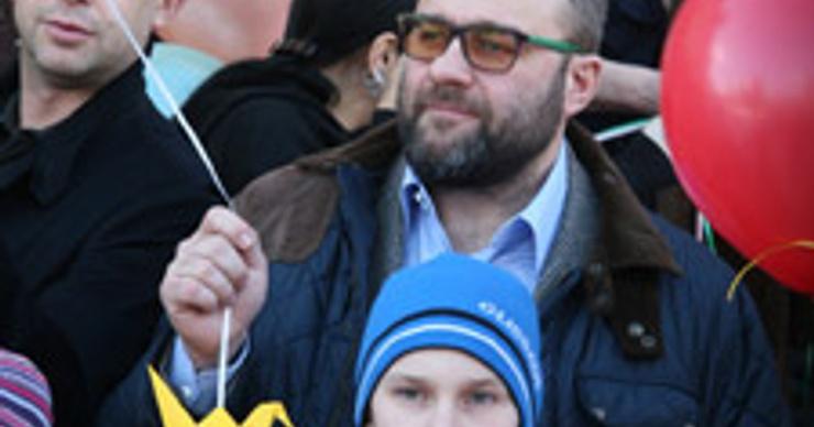 Михаил Пореченков поддержал пациентов детского хосписа