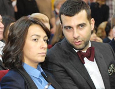 Иван Ургант обвенчался с женой в Петербурге