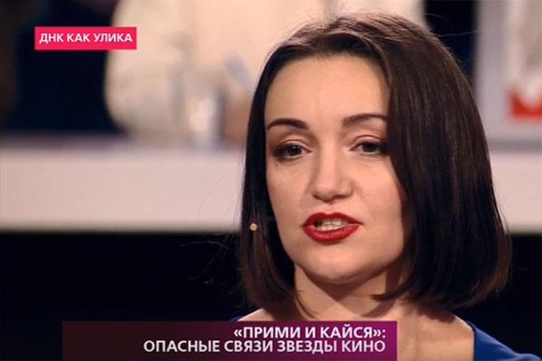 Оксана, мама Арины