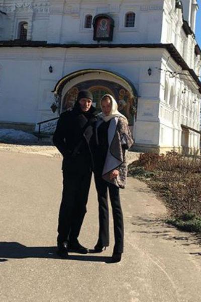 Анастасия Волочкова и призналась в любви Саиду Багов