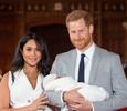 Меган Маркл и принц Гарри выбрали дату крещения сына
