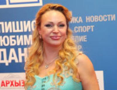 Алла Довлатова пожаловалась на лишний вес