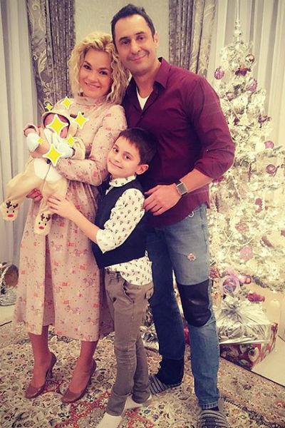В декабре в семье Костюшкиных произошло пополнение