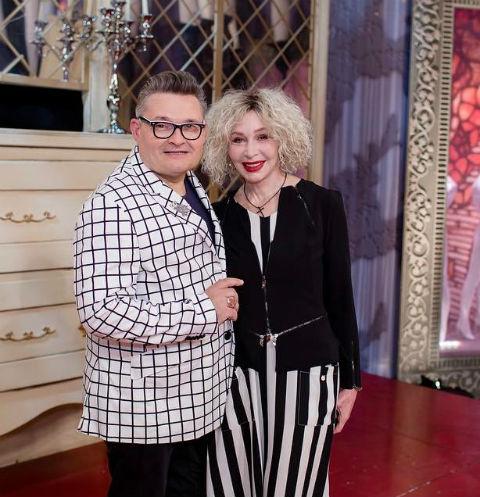 Александр Васильев и Татьяна Васильева