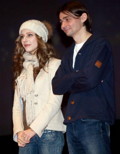 Елизавета Арзамасова и Максим Свешников