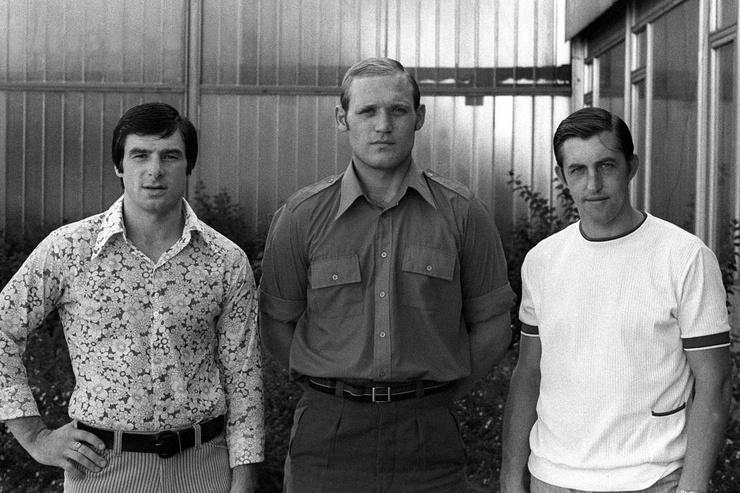 Харламов, Петров и Михайлов стали самой известной тройкой советского хоккея