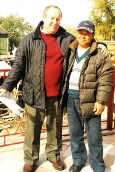 Игорь Неклюдов (слева) считался одним из самых успешных бизнесменов Хабаровска