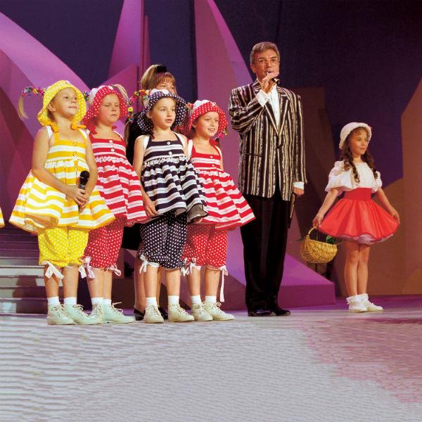 Многие звезды дебютировали на сцене Юрия Николаева