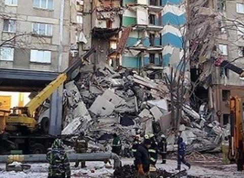 10-месячный ребенок чудом выжил под завалами дома в Магнитогорске