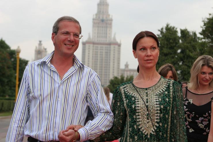 Алексей Лысенков и Ирина Чериченко прожили вместе почти 11 лет, но отдалились друг от друга и расстались