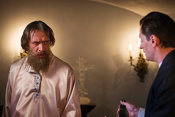 О связи Владимира Машкова с Паулиной заговорили во время съемок сериала о Распутине