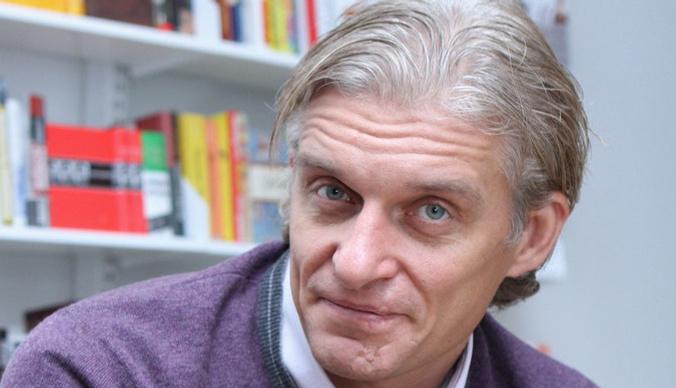 Фото больного лейкемией Олега Тинькова после трех курсов химиотерапии