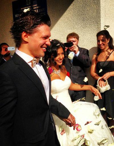 Пара определилась с датой бракосочетания заранее