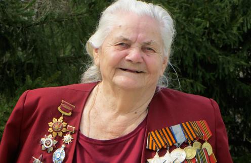 Антонина Владимировна Ефремова