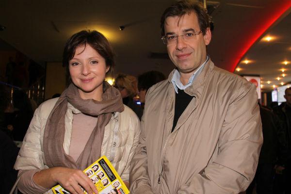 Анна с супругом Всеволодом