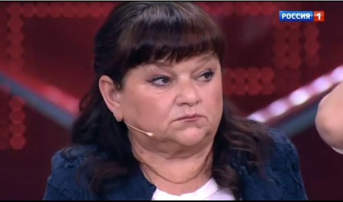 Татьяна Чеплышкина много лет назад отказалась от ребенка в роддоме
