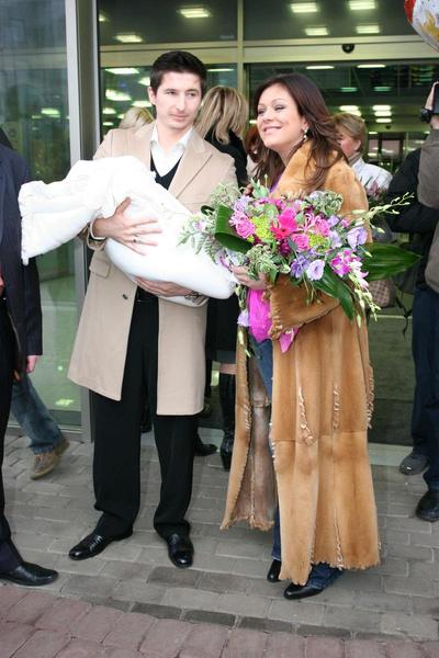 Брак Юлии Началовой и Евгения Алдонина продлился пять лет.