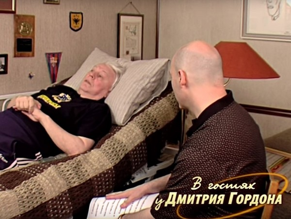 Владимир Перетурин слег после инсульта