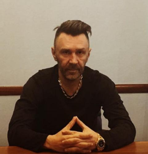 Сергей Шнуров публично раскритиковал Познера