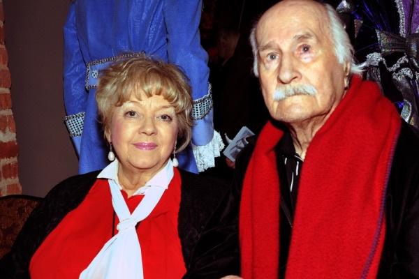 Владимир Зельдин с супругой Иветтой Евгеньевной прожили вместе больше 50 лет