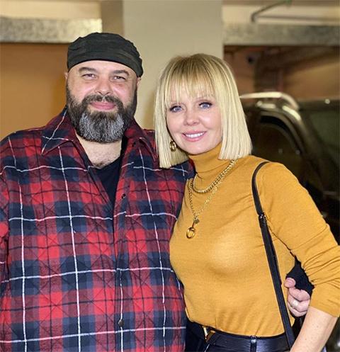 Макс Фадеев и Валерия