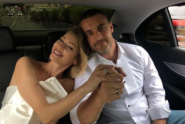 Брак актрисы просуществовал меньше года