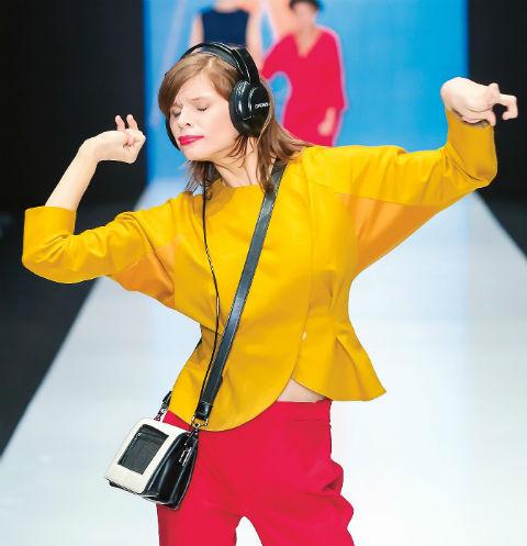 Анастасия в профессии почти десять лет – в 2008-м она втайне от родителей разместила анкету на сайте модельного агентства