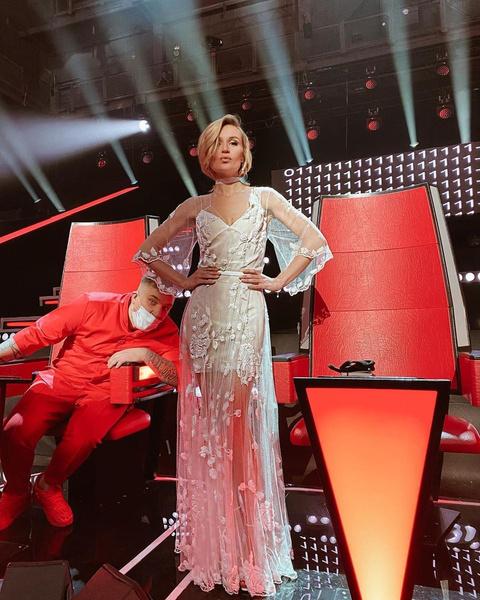 Певица стала наставницей седьмого сезона шоу