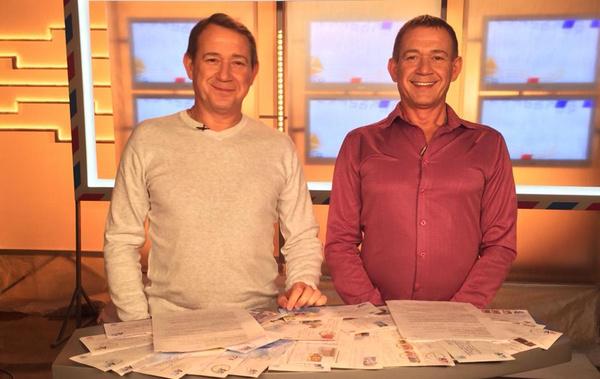 Братья Пономаренко ведут «Утреннюю почту»
