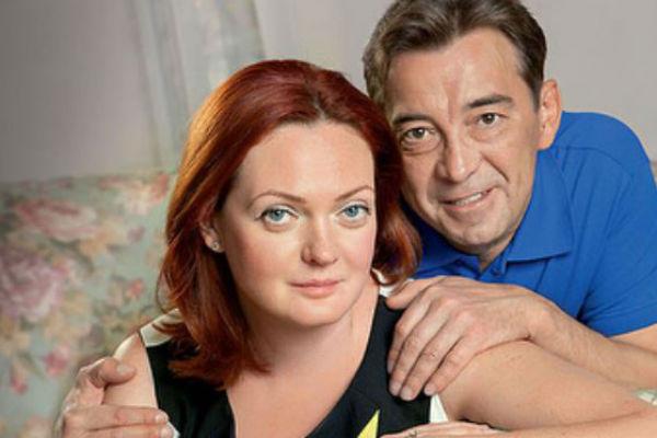 Николай Добрынин с супругой Екатериной