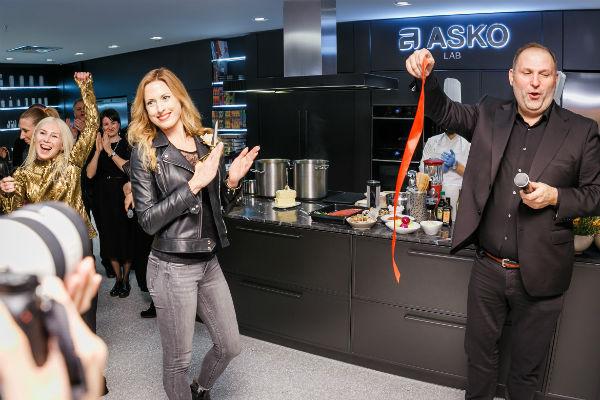 Стиль жизни: Ника Зупанц открыла первый Asko Lab в России – фото №2