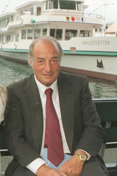 Марк Рич был другом и наставником Доронина