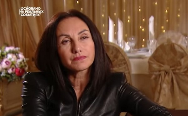 Певица Афина была подругой Самохиной