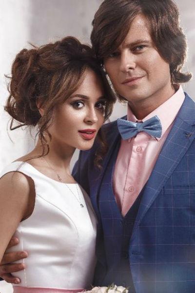 Прохор Шаляпин и Анна Калашникова казались очень красивой парой