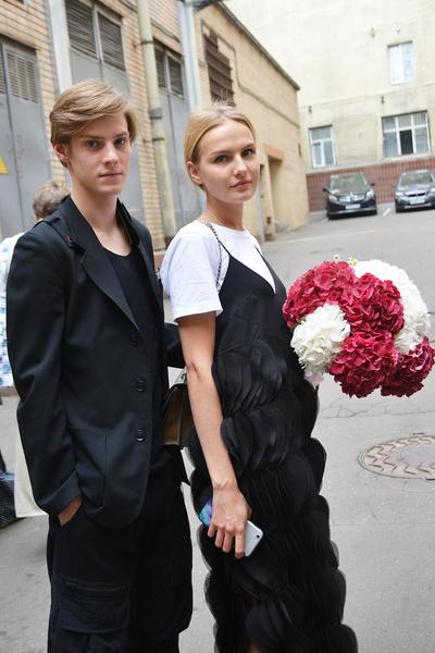В 2018-м Мария Фомина вышла замуж за Алексея Киселева и родила дочь Анну