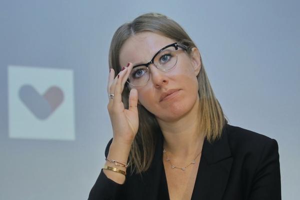 Ксения Собчак вела активную президентскую кампанию