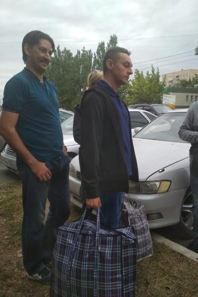 Александра Шишлова отправили в колонию из-за преступления бывшего пациента