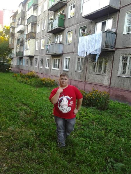 Дмитрий родом из Алтайского края