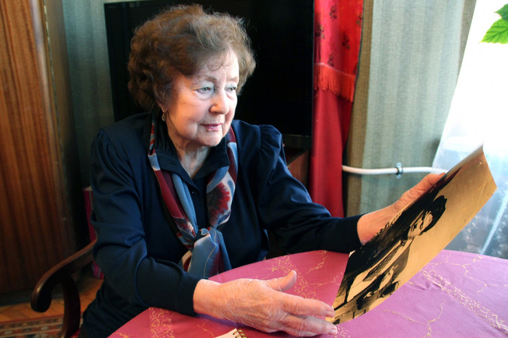 Вдова Копеляна прожила 92 года, а сын супругов Кирилл играл в Театре на Литейном