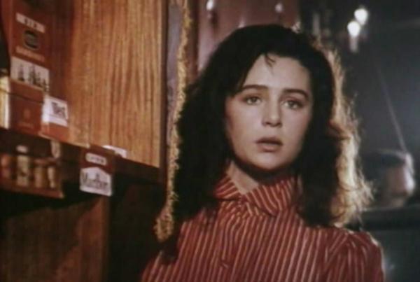 Во взрослом возрасте Оксана Фандера дебютировала в картине «Утреннее шоссе»