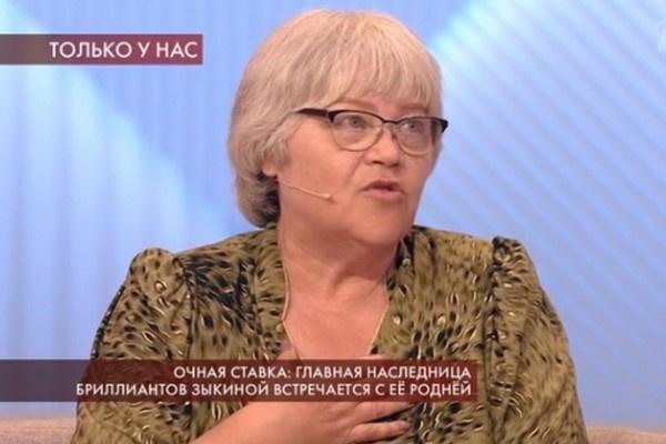Татьяна Свинкова заботилась о певице с 1985-го